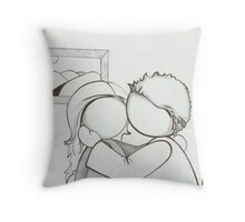 Untitled work Throw Pillow