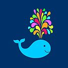 Funny whale by igorsin