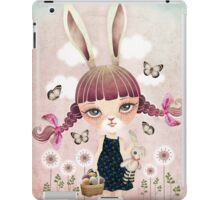 Sugar Bunny iPad Case/Skin