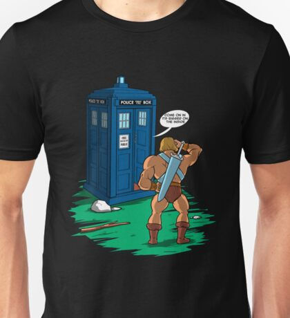 Doctor Who Doctor What Unisex T-Shirt