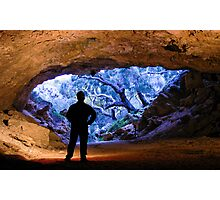 Stockyard Gully Tunnel Cave Eneabba Photographic Print