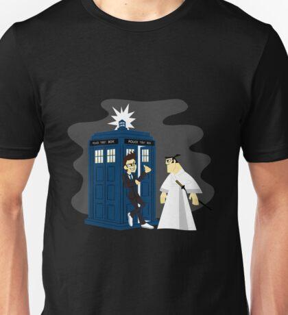 Doctor Who Samurai Who Unisex T-Shirt