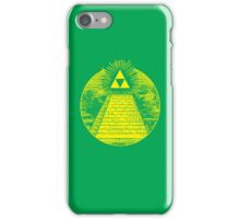 Hyrulian Seal iPhone Case/Skin
