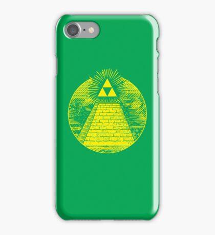 Hyrulian Seal iPhone Case/Skin