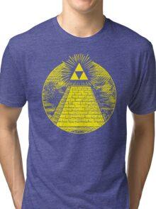 Hyrulian Seal Tri-blend T-Shirt