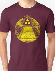 Hyrulian Seal Unisex T-Shirt