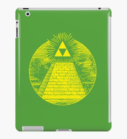Hyrulian Seal iPad Case/Skin
