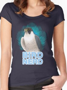 Bird Nerd Women's Fitted Scoop T-Shirt