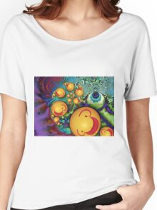 Goofy Smileys Women's Relaxed Fit T-Shirt