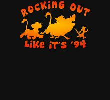 Rocking Out Like it's '94 (color) Unisex T-Shirt