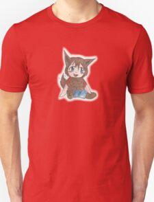 chibi werewolf Unisex T-Shirt