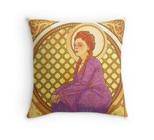North Nouveau Throw Pillow