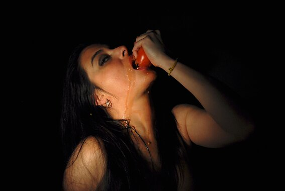 Sexy Woman by Benedicte Longechal