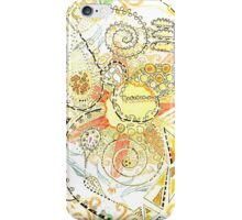 Untethered Paisley iPhone Case/Skin