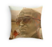 Manequin Throw Pillow