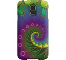 Hippie Stained Glass Samsung Galaxy Case/Skin