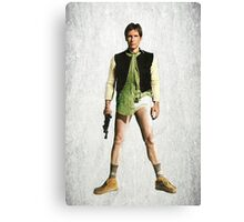 Breaking Solo Canvas Print