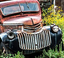 "Jerome, Arizona - ""Tuxedo"" by Candy Gemmill"