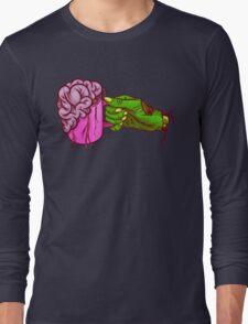 Zombie Coffee Long Sleeve T-Shirt