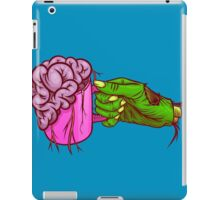 Zombie Coffee iPad Case/Skin