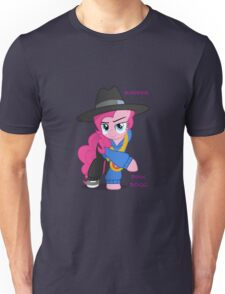 Rapper Pink Dogg Unisex T-Shirt
