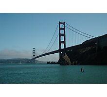 Golden Gate Bridge 1 Photographic Print