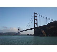 Golden Gate Bridge 2 Photographic Print