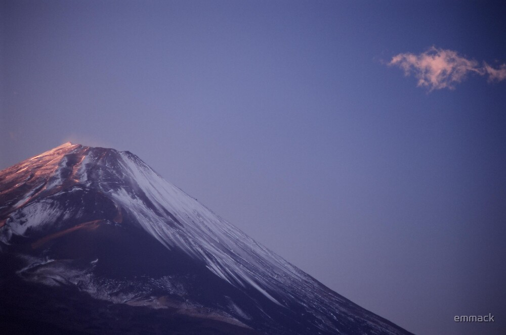 Fujisan, Susono, Japan by emmack