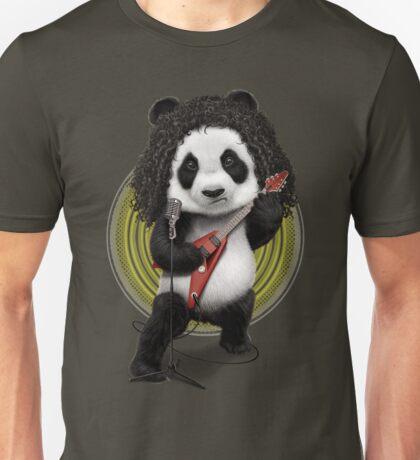 PANDA ROCKER 2017 Unisex T-Shirt