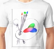 Tools of trade of the heart Unisex T-Shirt