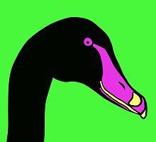 swan by alexandr-az