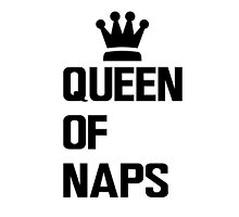 Queen Of Naps by hipsterapparel
