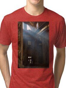 Streaming Sunlight Tri-blend T-Shirt