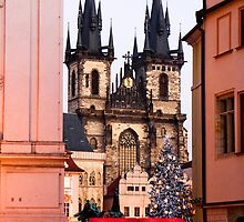 Prague 3 by julieann