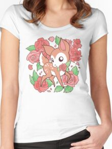 Oh My Deerling Women's Fitted Scoop T-Shirt