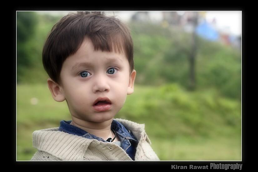 See the beautiful future through my eyes by kiranrawat