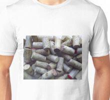 Wine Corks Unisex T-Shirt