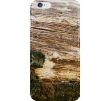 Log iPhone Case/Skin