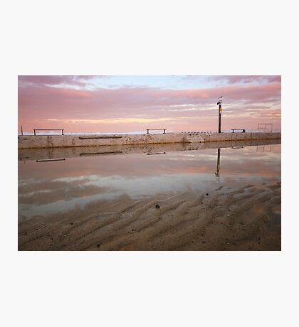Merewether Baths 2 Photographic Print