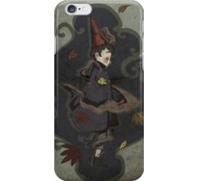 Wirt the pilgrim Version 2 iPhone Case/Skin