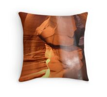 Canyon Colors Throw Pillow