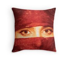 Exocita Throw Pillow