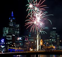 Crown Casino 10th Anniversary Celebrations by Chris Putnam
