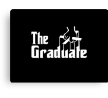 The Graduate Canvas Print