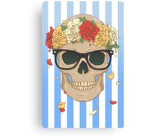 New Age Memento Mori Canvas Print