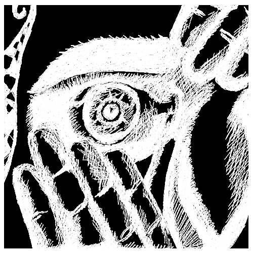 White Eye by Pedra