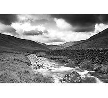 Wynose pass Photographic Print
