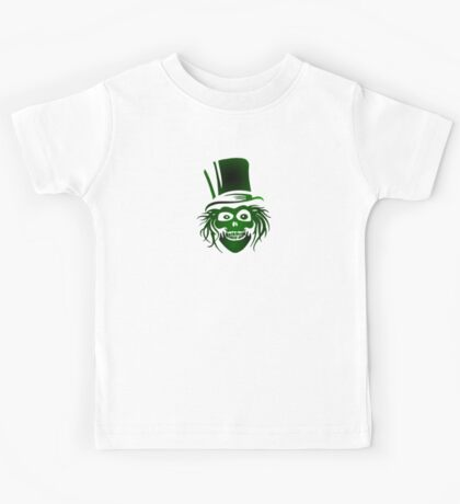 Hatbox Ghost - The Haunted Mansion Kids Tee