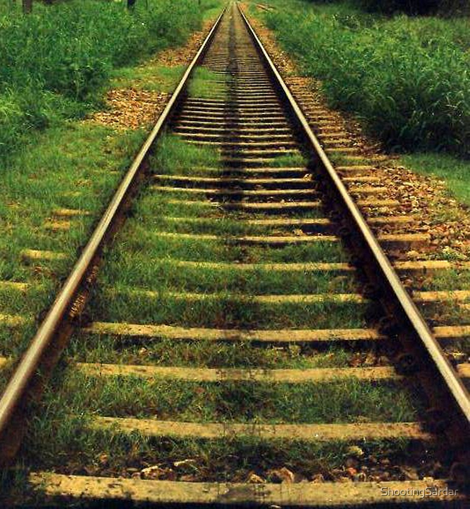 Long Rails by ShootingSardar