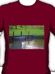 Rowboat in Autumn T-Shirt